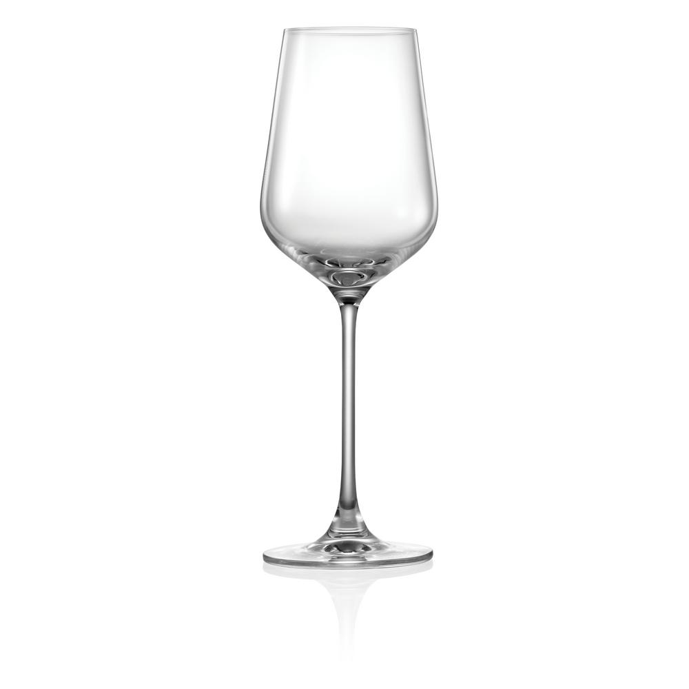 Chardonnay Wine Glass Lucaris Hong Kong Hip 8 Piece 14 4 Oz Chardonnay White Wine Glass