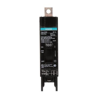 Siemens 20 Amp Single-Pole Type QP Circuit Breaker-Q120U - The Home