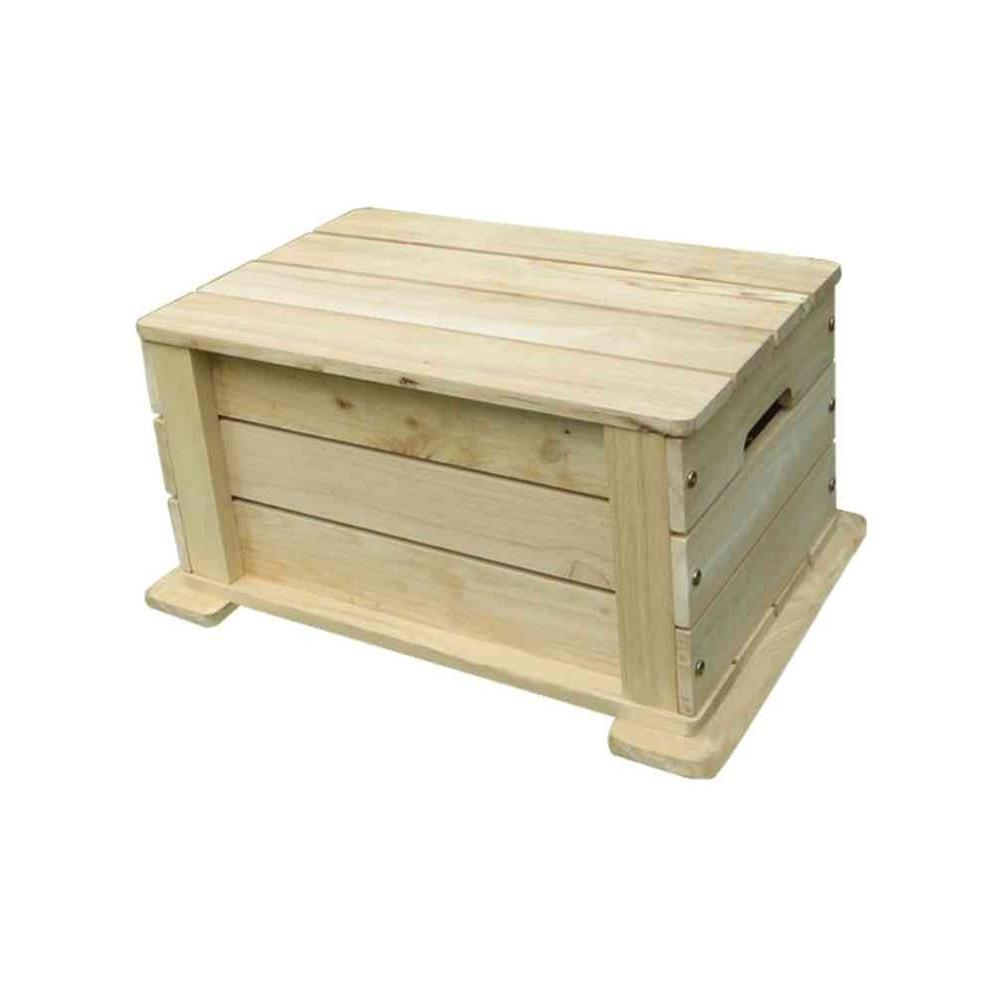 Toy Chests Lohasrus Kids Toy Box In Natural
