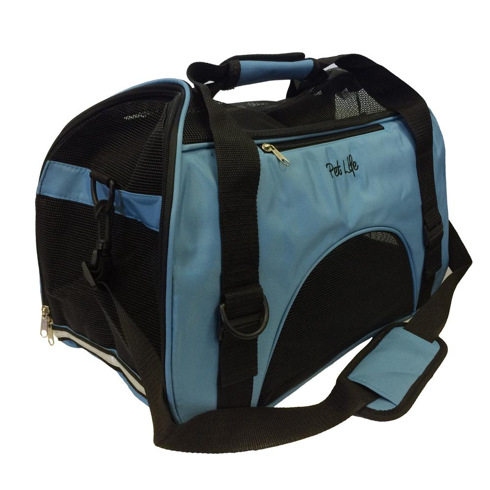 Pet Carrier Rental Pet Life Airline Approved Altitude Force Sporty Zippered