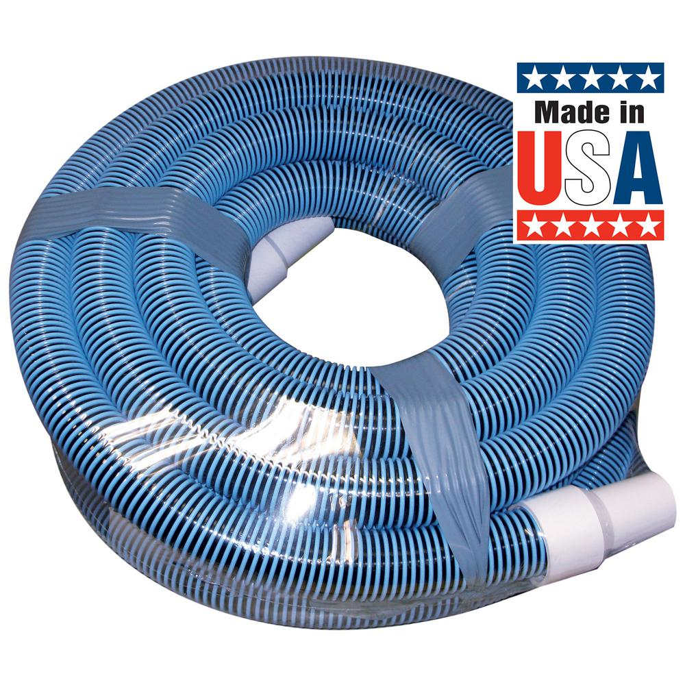 Pool Hose Poolmaster Classic 40 Ft By 1 1 2 In Swimming Pool Vacuum Hose