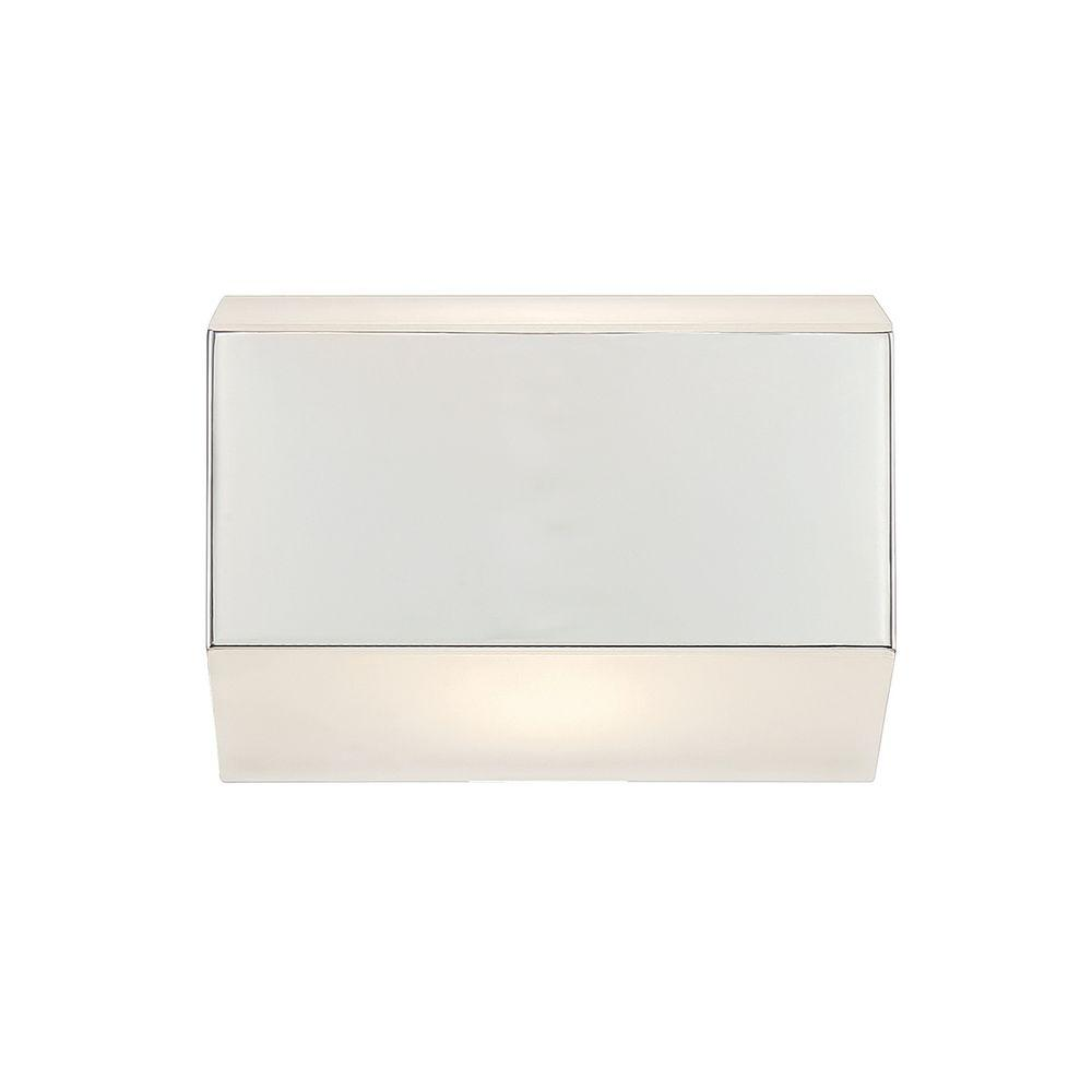 Office Wall Sconces Eurofase Media Collection 1 Light Chrome Led Wall Sconce