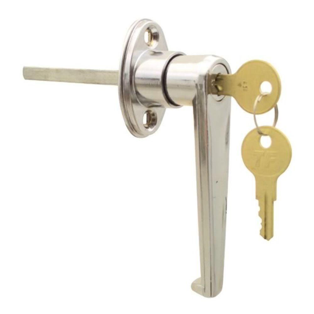 Garage Door Parts Anatomy Keyed L Garage Door Replacement Lock