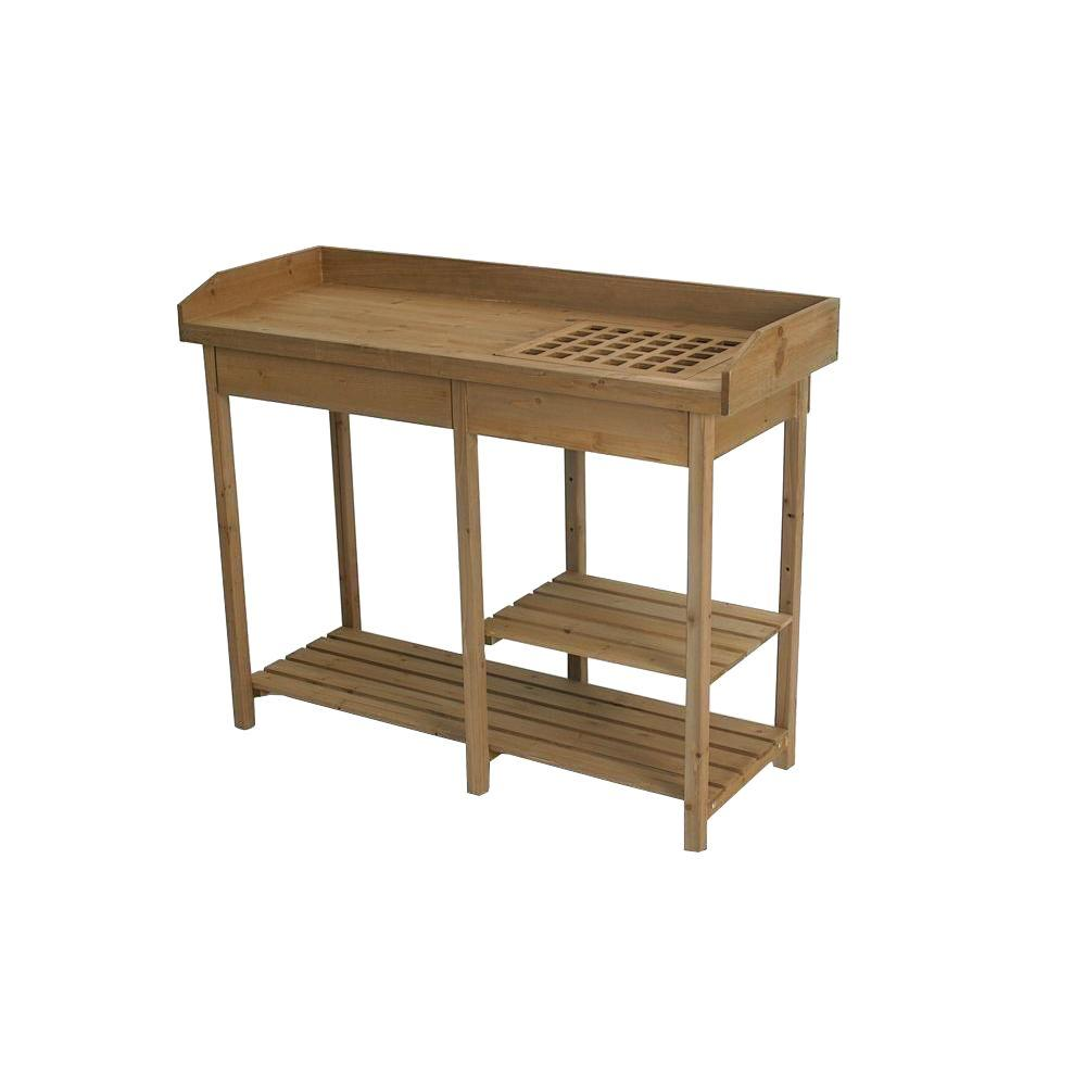 Planting Tables For Sale Algreen Potting Bench Table