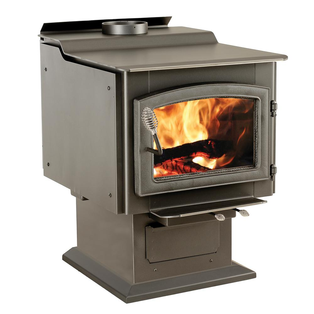 Wood Burning Fireplace Heater Blower Vogelzang Ponderosa 3 200 Sq Ft Wood Burning Stove With Blower