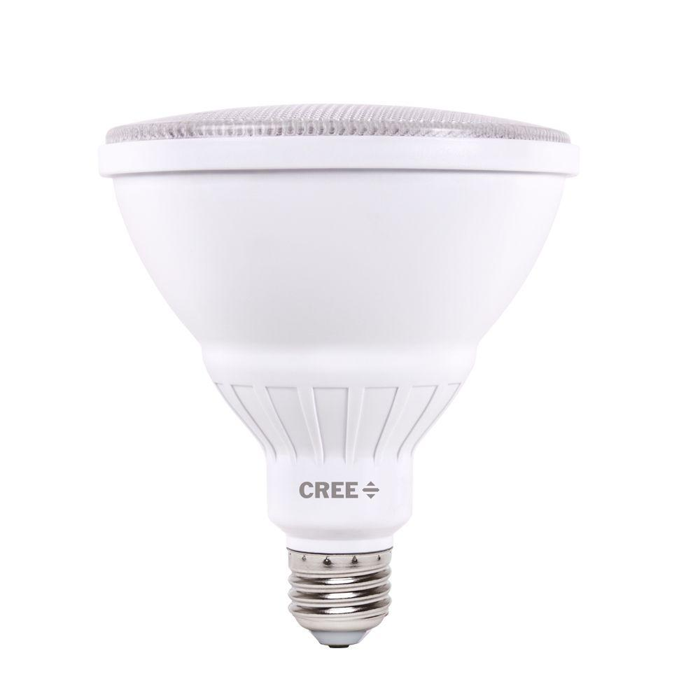 Dimmbare Led Spots Cree 90w Equivalent Bright White Par38 Dimmable Led 27 Degree Spot Light Bulb