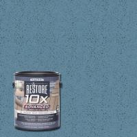Rust-Oleum Restore 1 gal. 10X Advanced Porch Deck and ...