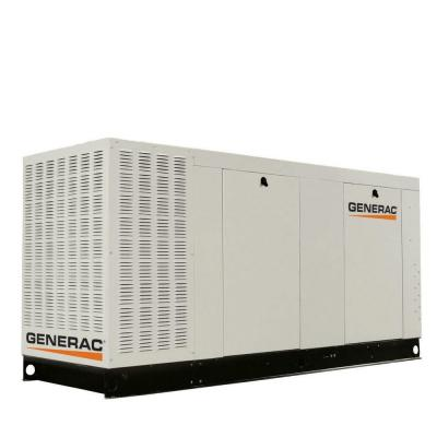 Generac 48,000-Watt 120-Volt/240-Volt Liquid Cooled Standby
