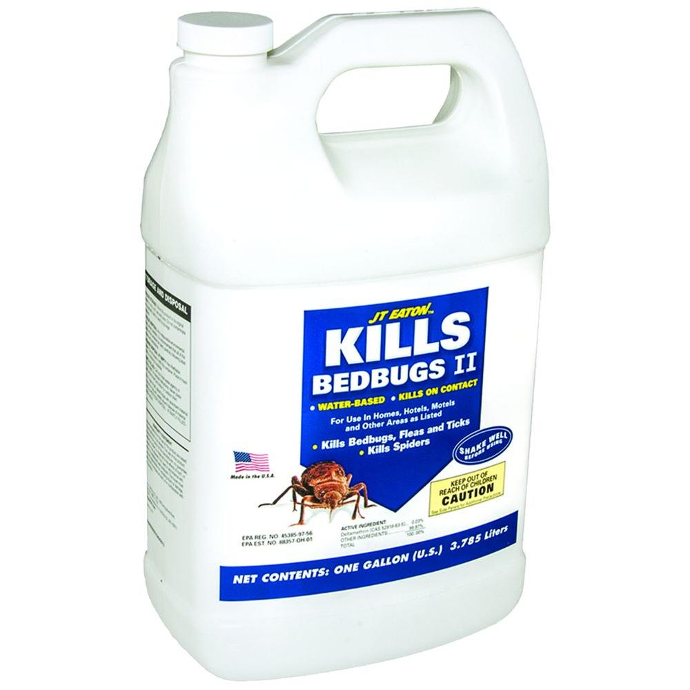 Spray To Kill Bed Bugs Jt Eaton 1 Gal Water Based Bedbug Spray