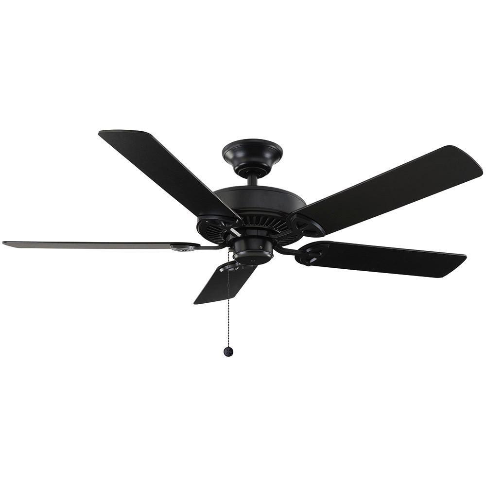 Farmington 52 in. Indoor Natural Iron Ceiling Fan