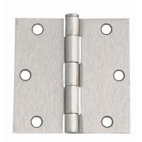 interior door hinge installation
