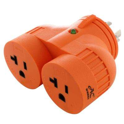 4-Wire Grounding - Plug Adapters - Wiring Devices  Light Controls