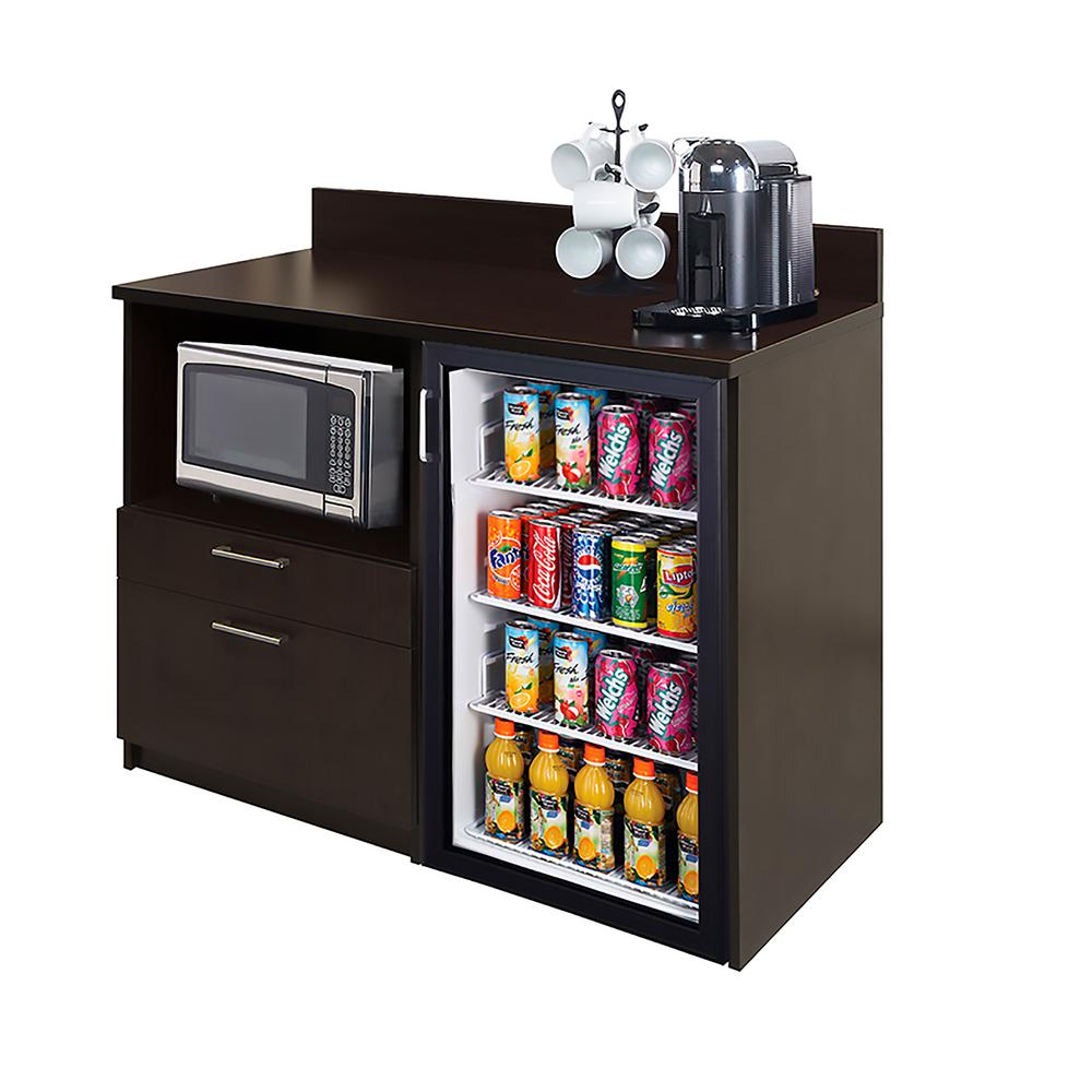 Sideboard Buffet Espresso Coffee Kitchen Espresso Sideboard With Lunch Break Room Functionality With Fully Assembled Commercial Model