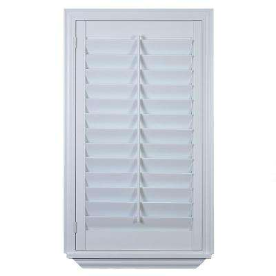 Installation - Plantation Shutters - Window Treatments - The Home Depot