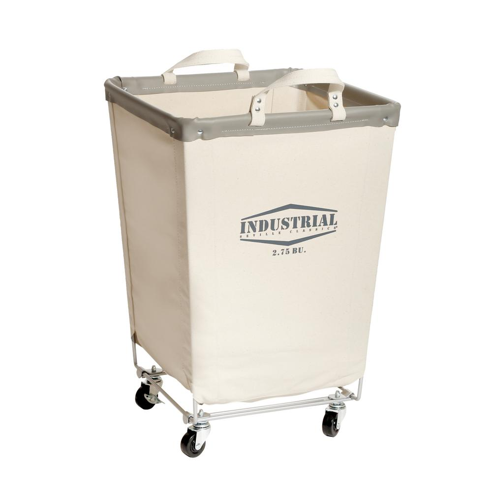 Cute Laundry Hamper Commercial Canvas Laundry Hamper Cart