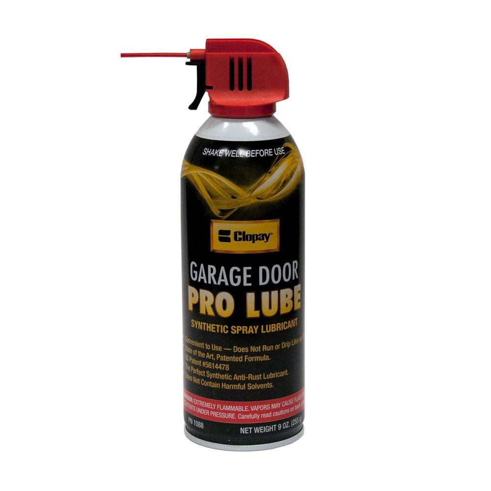 Accessories For Garage Synthetic Pro Lube For Garage Doors