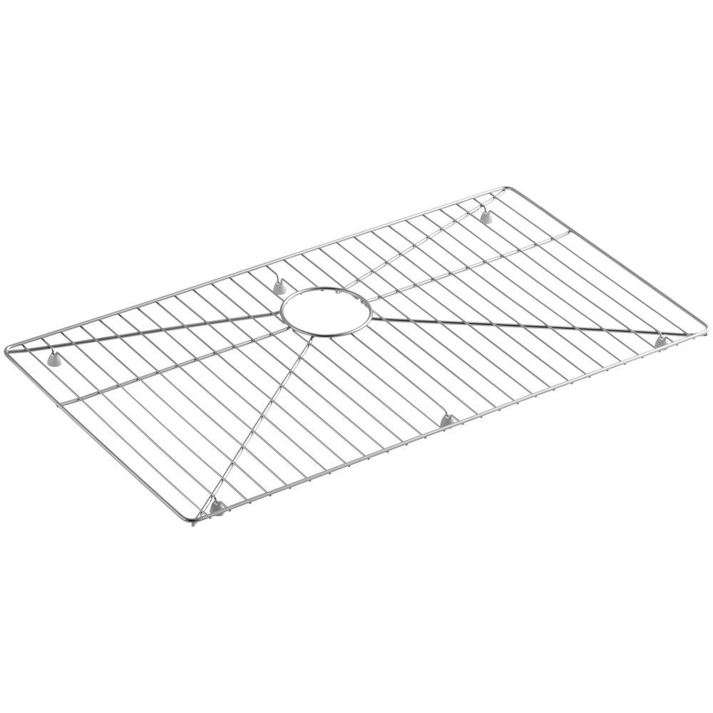 Kohler Vault Stainless Steel Bottom Sink Bowl Rack K 6644