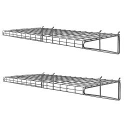 Small Of Wall Mounted Wire Shelving