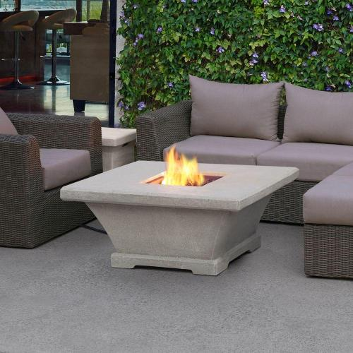 Medium Of Gas Fire Table