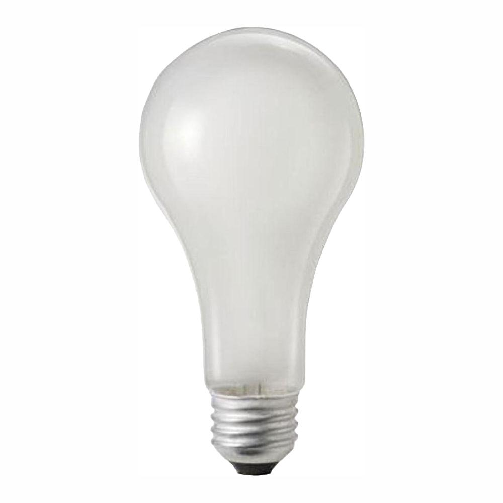 Philips Lighting Philips Lighting 100 Watt A21 Dimmable Frosted Incandescent 250