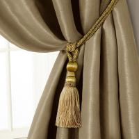 Elrene Amelia 24 in. Tassel Tieback Rope Cord Window ...