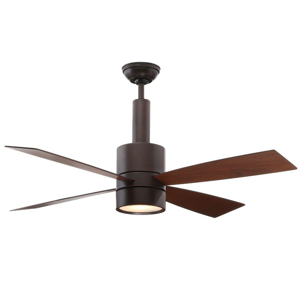 Upscale Ceiling Fan Casablanca Bullet 54 In Indoor Brushed Nickel Ceiling Fan With Universal Wall Control