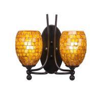 Illumine 2-Light Oiled Copper Sconce-CLI-SH202850042 - The ...