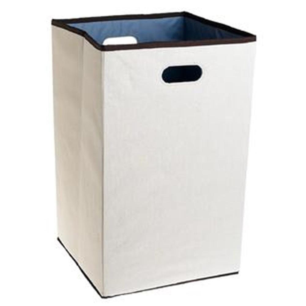 Cute Laundry Hamper Configurations Natural Collapsible 2 Ft Laundry Hamper