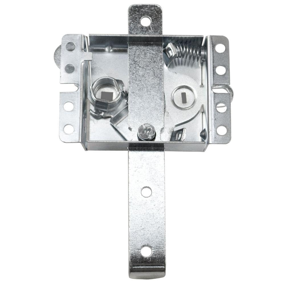 Garage Door Parts Anatomy Reversible Garage Door Side Lock