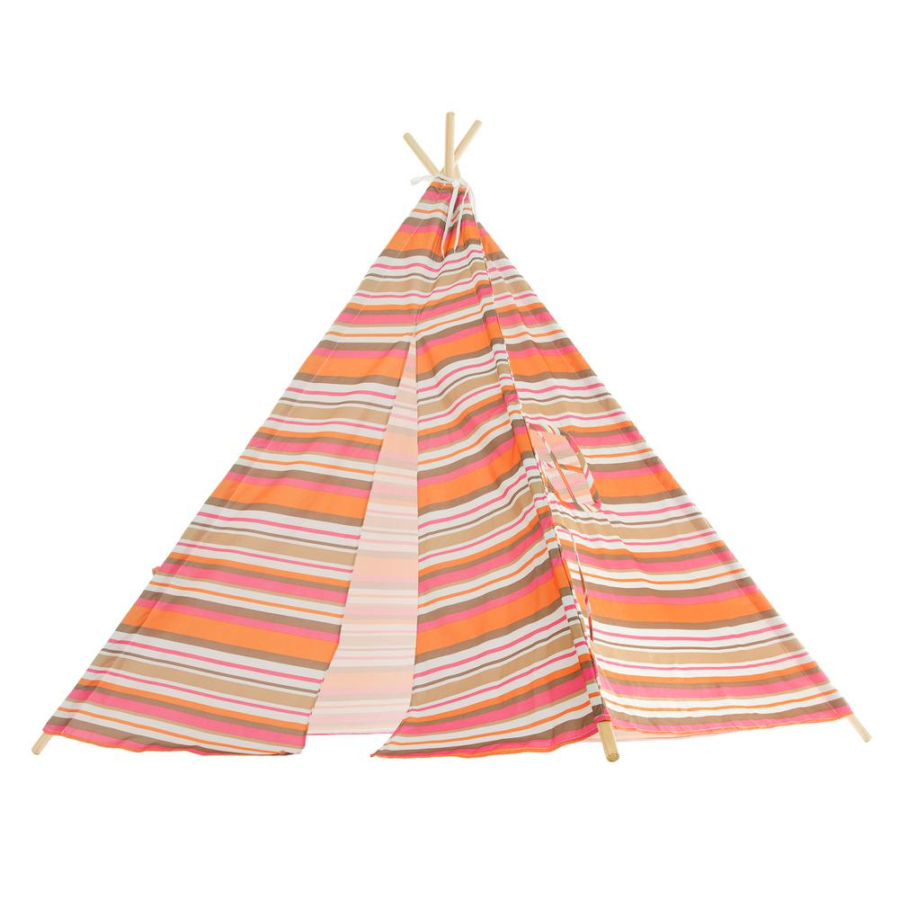Teepee Kids Hey Play Indoor Outdoor Kids Teepee