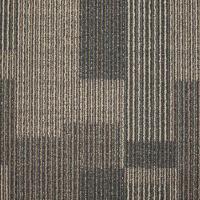 Rockefeller Hazelnut Loop 19.7 in. x 19.7 in. Carpet Tile ...