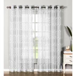 Small Of Sheer White Curtains