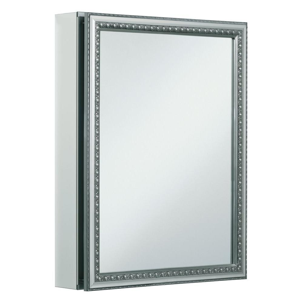 KOHLER 20 in. x 26 in. Recessed or Surface Mount Medicine