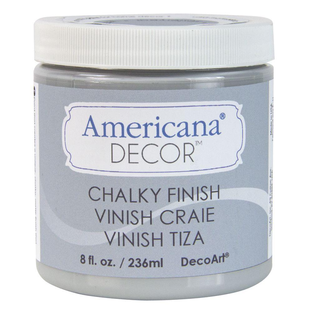 Americana Decor Chalky Finish Decoart Americana Decor 8 Oz Yesteryear Chalky Finish