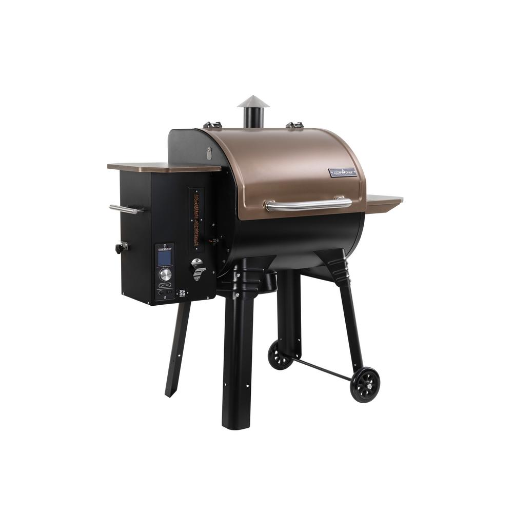 Grill 24 Camp Chef Smokepro Sg 24 Wifi Pellet Grill In Bronze ...