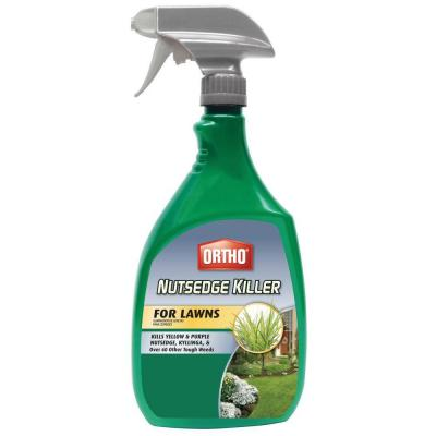 Ortho 24 oz Ready-to-Use Nutsedge Killer for Lawns-9994318 - The