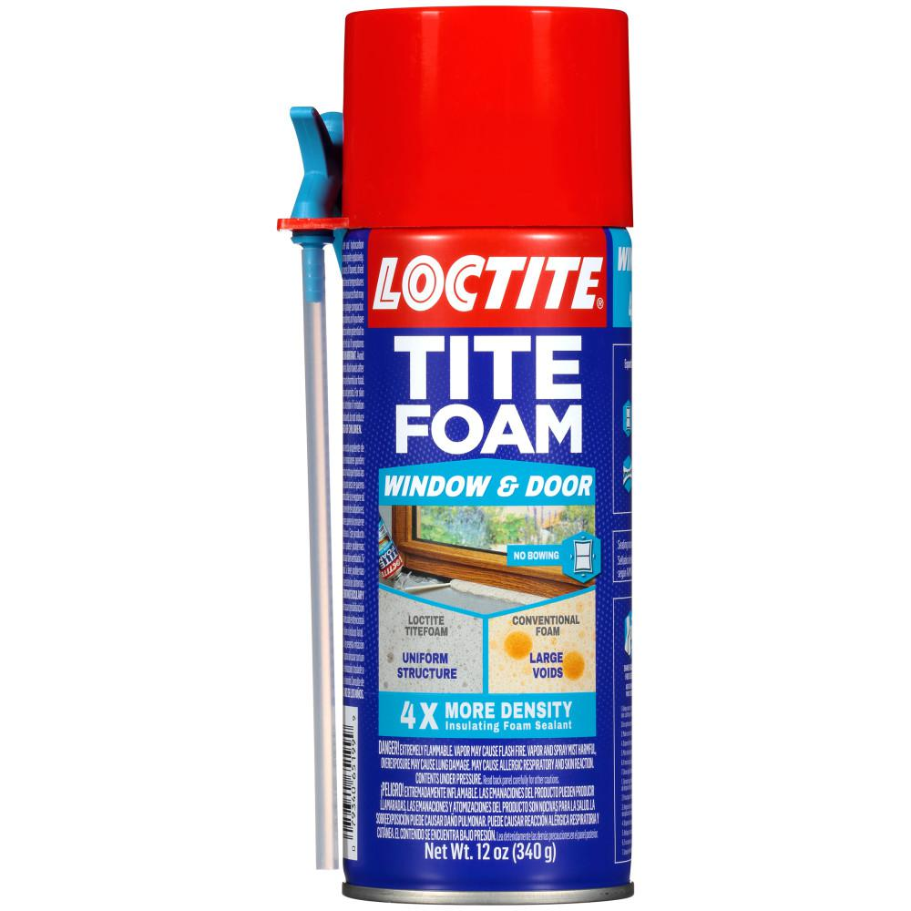 Soundproof Windows Home Depot Loctite Tite Foam Window And Door 12 Fl Oz Insulating Spray Foam 12 Pack