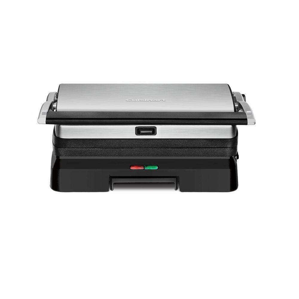 Grille Panini Cuisinart Panini Press Gr 11 The Home Depot
