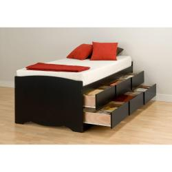 Small Of Twin Bed With Drawers