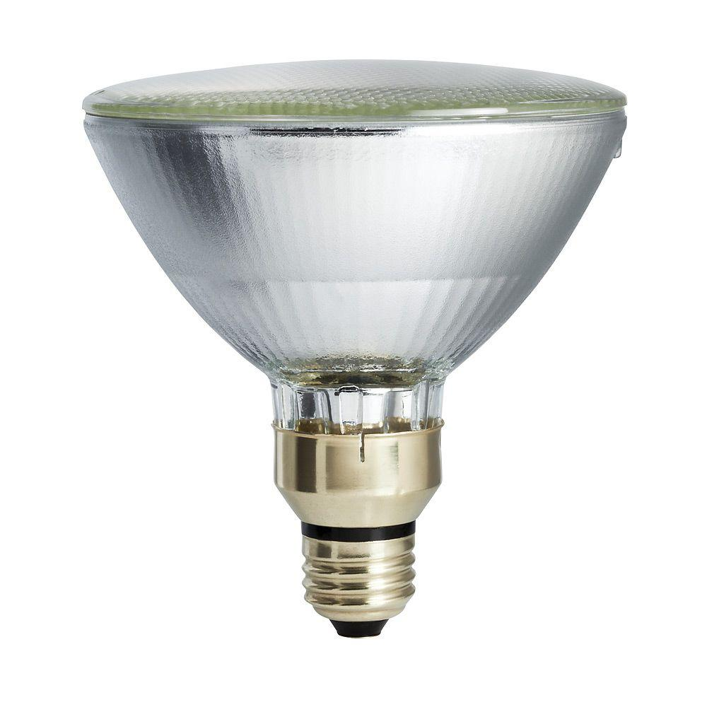 Halogen Spotlight Bulbs Philips 100 Watt Par38 Halogen Energy Advantage Di Optic Spot Light Bulb Bright White 2900k