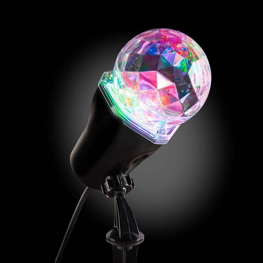 Light Projector Lightshow Applights Projection Spot Light Stake