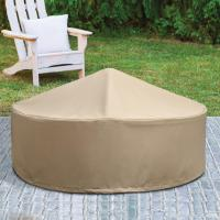 Patio Armor Ripstop Round Fire Pit Cover-SF46618 - The ...