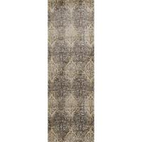 Art Carpet Karelia Elizabeth Linen 3 ft. x 8 ft. Runner ...