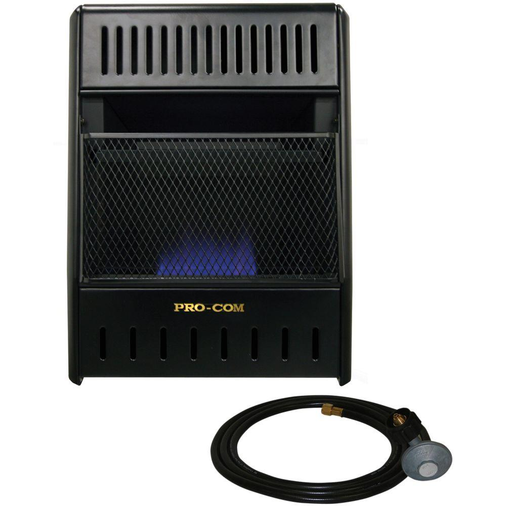 Home Depot Space Heater 14 In Vent Free Propane Heater