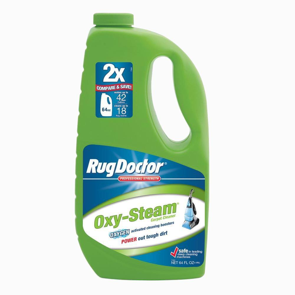 Rug Doctor Rental Reviews Rug Doctor 64 Oz. Oxy-steam Carpet Cleaner-04110 - The