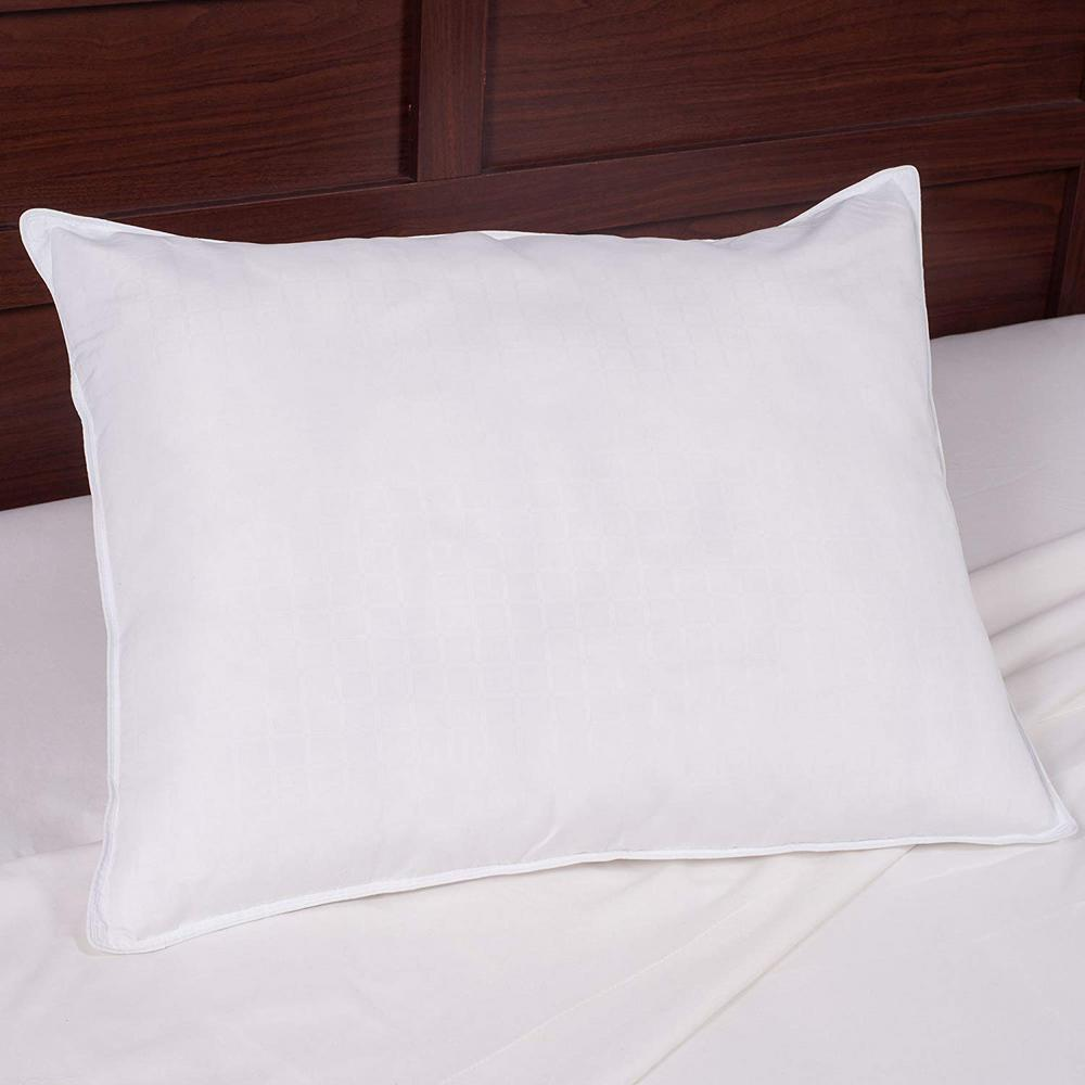 Standard Bed Pillows Lavish Home Down Alternative Standard Pillow