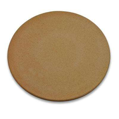 Honey-Can-Do Old Stone Oven Round Pizza Stone-4461 - The Home Depot