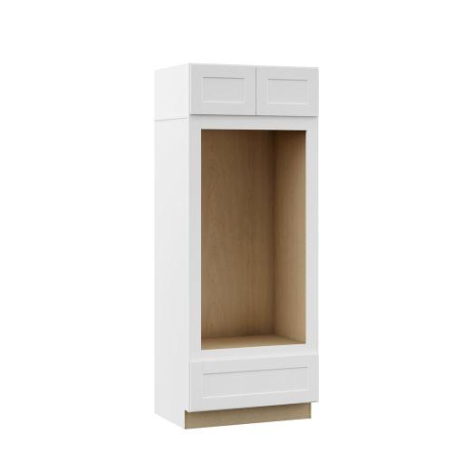 Medium Of Double Oven Cabinet