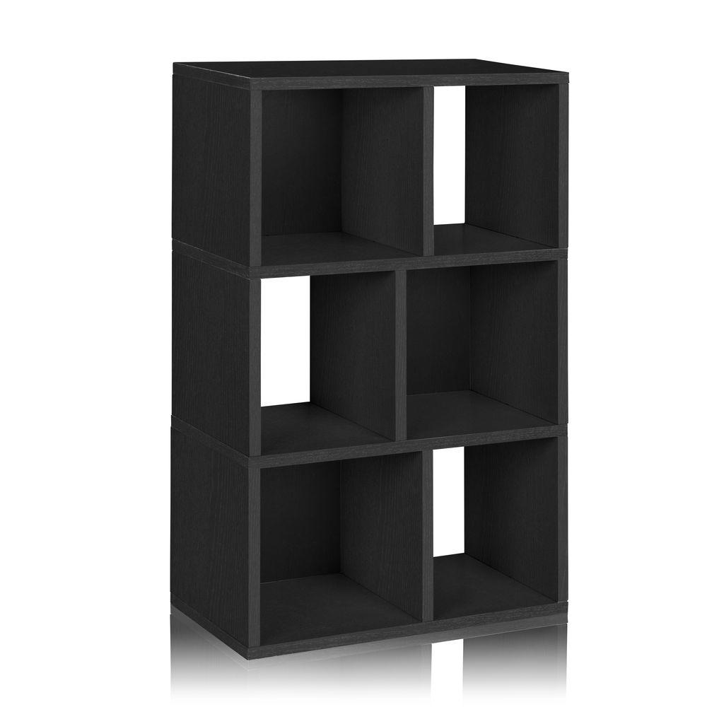 Way Basics Laguna 3 Shelf 12 X 228 X 368 Zboard Bookcase
