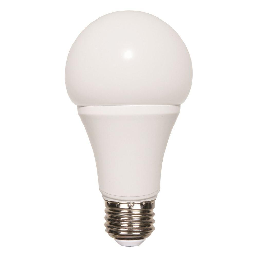 Lamp Bulb Luminance 9 5w Equivalent 2 700k A19 Dimmable Led Light Bulb